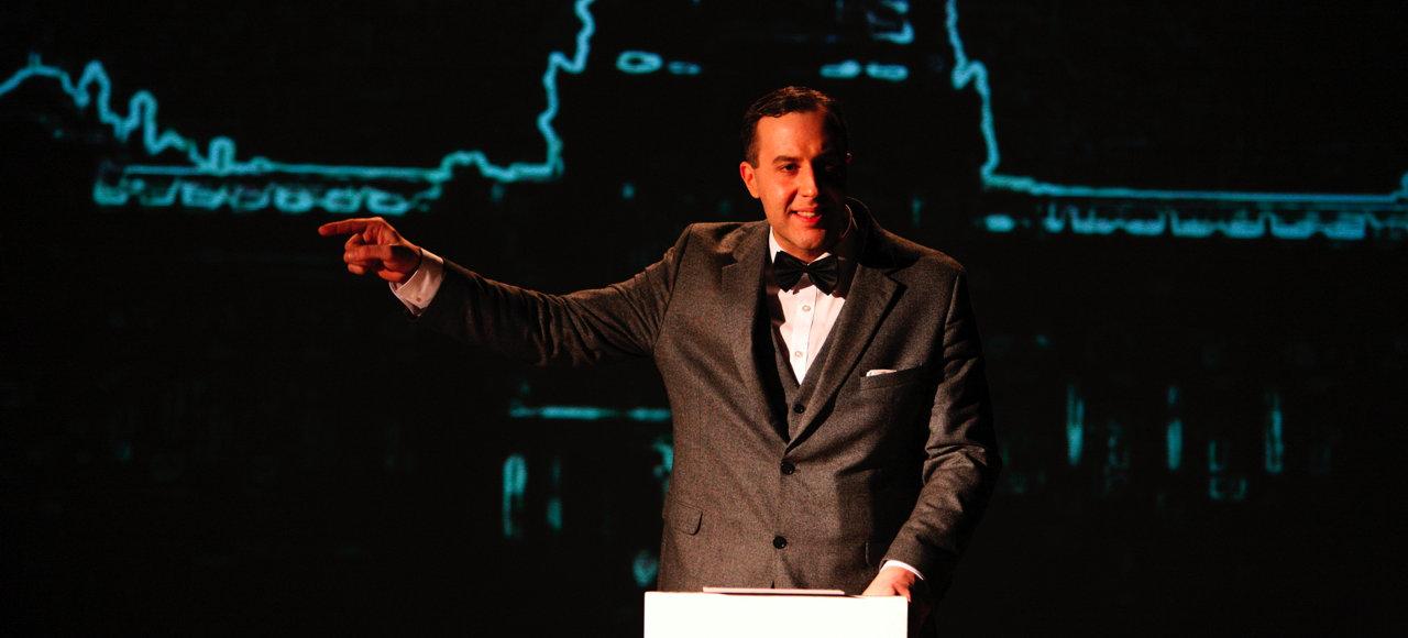 Der Silberprinz - Neun Blicke auf Walter Gropius und das Bauhaus,