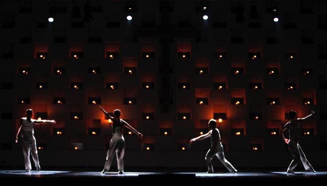 Die Kunst der Tanz-Fuge