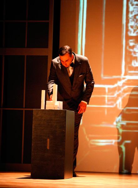 Der Silberprinz – Neun Blicke auf Walter Gropius und das Bauhaus