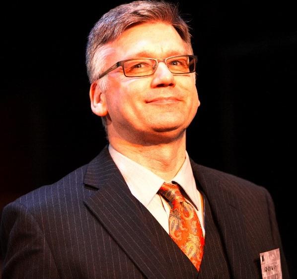 Jörg U. Lensing, Künstlerischer Leiter und Regisseur Theater der Klänge