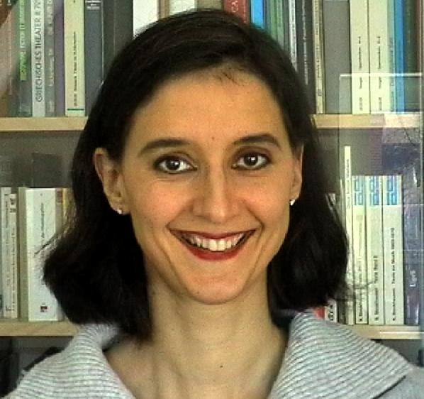 Jaqueline Fischer, Choreographie, Theater der Klänge
