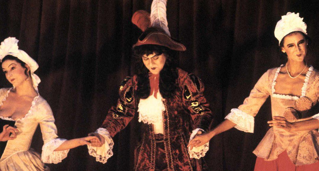 Die barocke Maskenbühne; Theaterproduktion vom Theater der Klänge