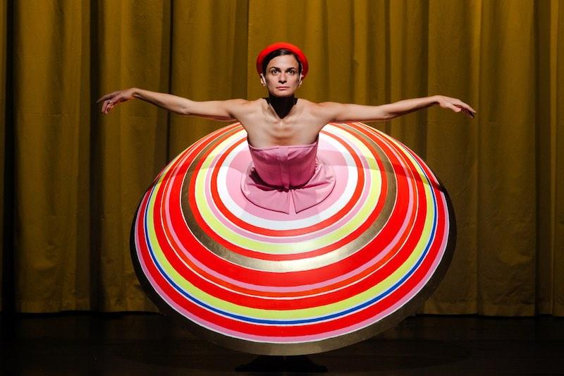 Theater auf Abruf: Bauhaus Ballette