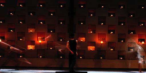 Die Kunst der Tanz-Fuge am 8. April zu Gast in der Rochuskirche Köln