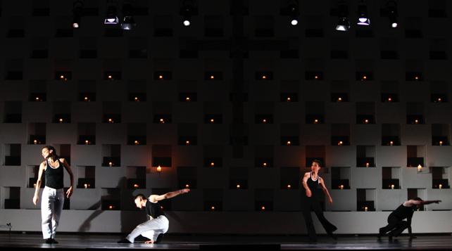 PREMIERE: Die Kunst der Tanz-Fuge
