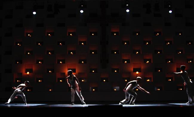 Theater auf Abruf: Die Kunst der Tanz-Fuge