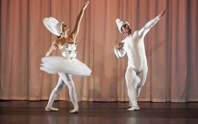 """""""Das triadische Ballett"""" in Spanien"""