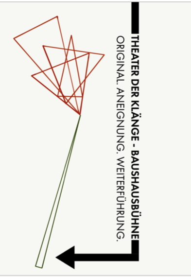 """Unser Projekt für 2019: Ausstellung """"Bauhausbühne"""""""