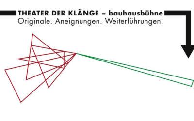 """Ausstellung """"THEATER DER KLÄNGE bauhausbühne"""" noch bis 4. August in Weimar"""