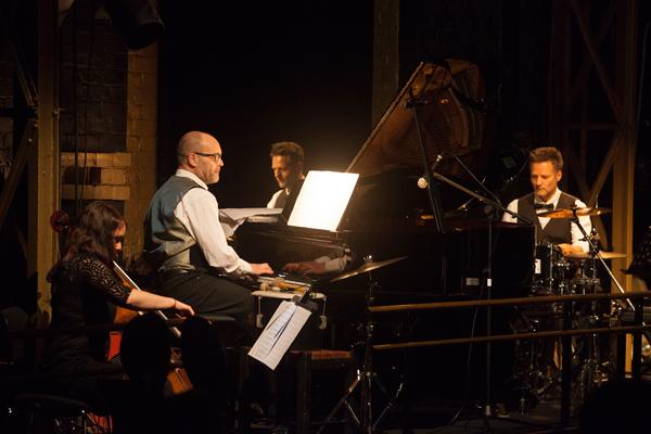 """Finissage unserer Ausstellung mit Konzert """"TRIAS – Suite"""""""