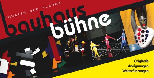 Bauhaus-Stücke im Herbst 2019