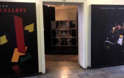 Bauhausbühnenausstellung im Düsseldorfer Theatermuseum ist eröffnet