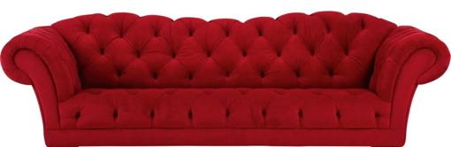 J.U.Lensing zu Gast auf dem roten Sofa